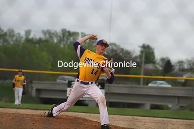 Belmont @ Barneveld Baseball 5-17=19