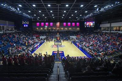 Belmont men beat Tennessee State University