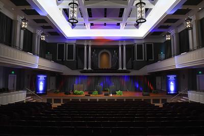 McAfee Concert Hall (Gubernatorial Debates)
