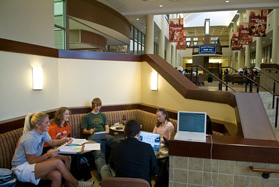 Belmont University Student Life Center