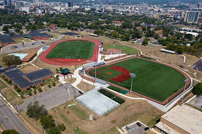 Rose Park Aerial - images by Wendy Whittemore of Aerial Innovations of Tenn, Inc.