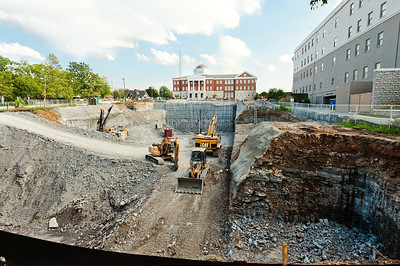 Wedgewood Academic Building Construction