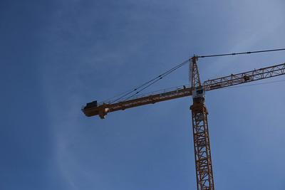 crane shots