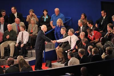 Debate 08, Belmont University John McCain