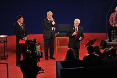 Debate 08, Belmont University Dr. Bob Fisher