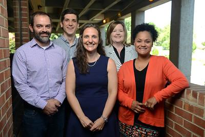Belmont University Ministries staff