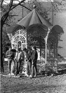 1987 campus, historical