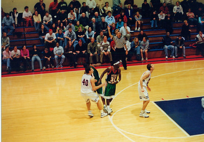 Striplin Gym, basketball, Historical