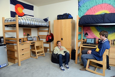 Potter dorm shoot