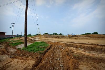 Rose Park Construction 8/16/2010