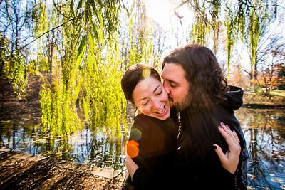 Rebecca and Steve