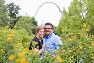 Amanda & Gus   St Louis