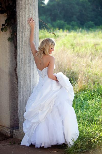 Brown bridal001