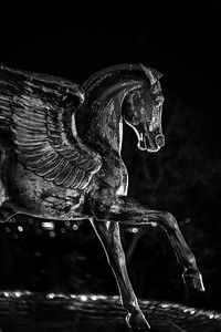 Auf dem Pegasusplateau, Belvedere auf dem Pfingstberg, Potsdam