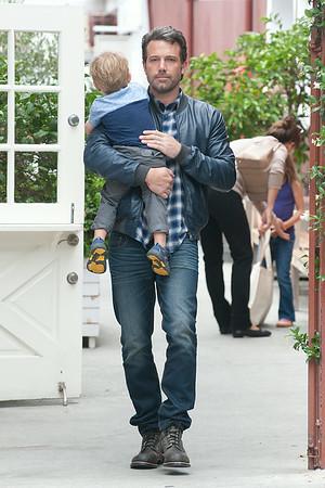 Ben Affleck, Jennifer Garner and kids