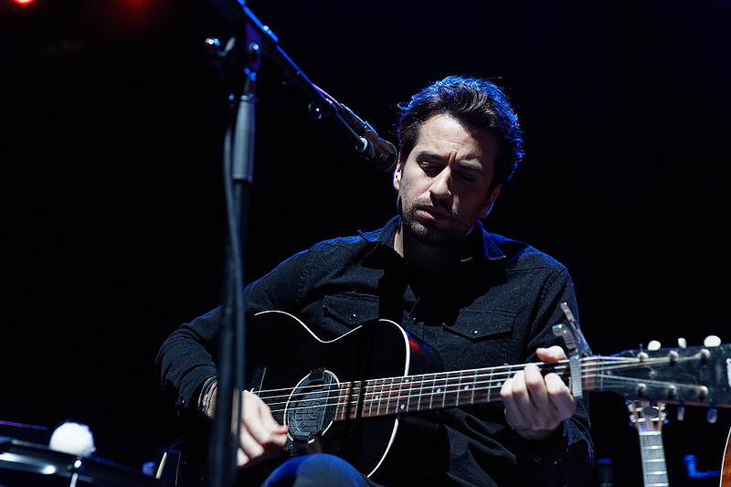 Dotan  live at Fillmore Detroit on 5-12-16.  Photo credit: Ken Settle