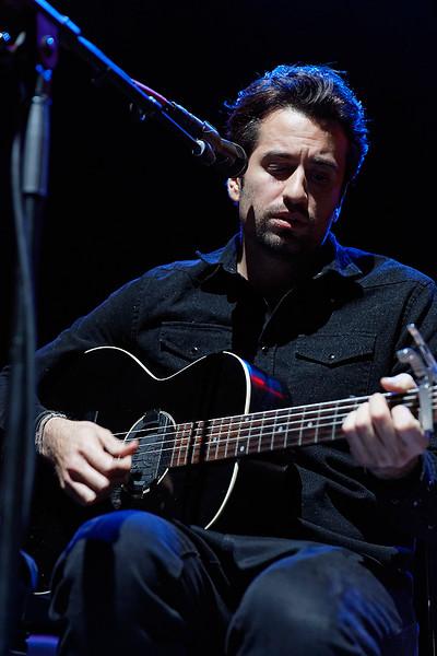 Dotan  live at Fillmore Detroit on 5-12-16.  Photo credit: Ken Settle