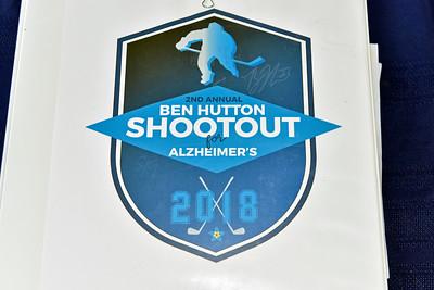 Ben Hutton Shootout for Alzheimers 2018