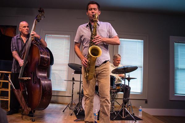 Ben Jansson Quartet - Kerrytown Concert House - 8-7-2016
