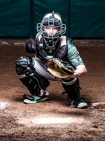 Ben Martz- 2015- Catcher Uniform