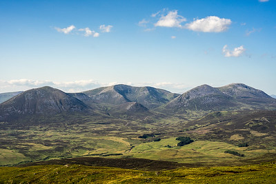 Vista from Ben Vrackie