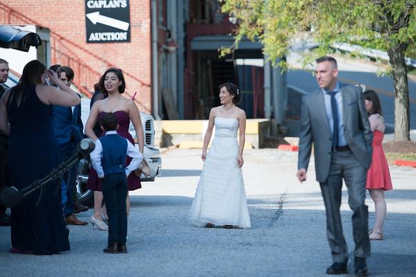 Ben and Sarah's Wedding