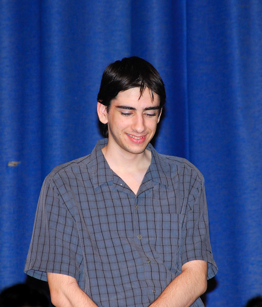 <b>Ben on Stage</b>   (May 09, 2007, 08:12pm)