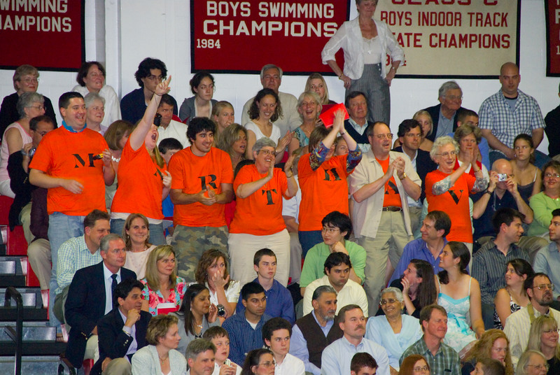<b>Martha Vosnak's Cheering Section</b>   (Jun 03, 2007, 03:20pm)