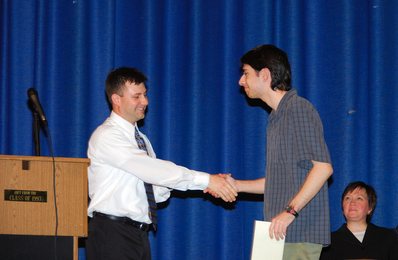 <b>Ben Gets Another Award</b>   (May 09, 2007, 08:18pm)