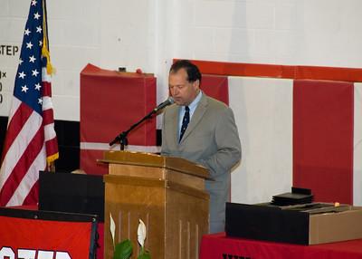 Tom Gwin's Speech   (Jun 03, 2007, 02:16pm)
