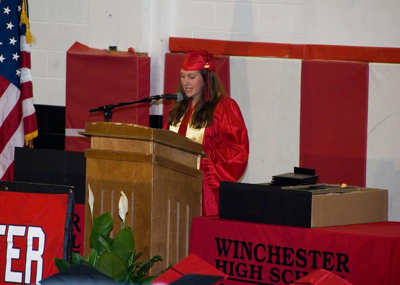 <b>Mary Miller's Speech</b>   (Jun 03, 2007, 02:22pm)