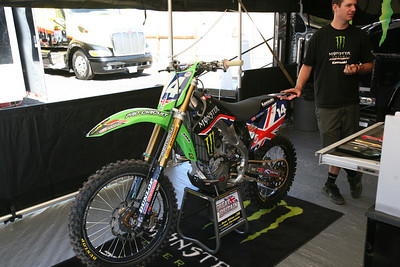 And another bike for Wilson