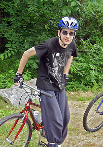 Ben on the bike trail   (Jun 27, 2004, 02:02pm)