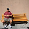 a good place this Quebec.. plenty of benches  Frankie D