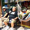 Philipsburg, St Maarten--Big Al..Frankie D and a friendly relative