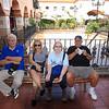 Big Al.. Pat..Linda..Frankie D in Tenerife, Canary Islands