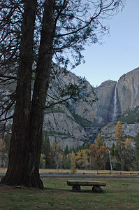 Yosemite Valley --  Yosemite Falls