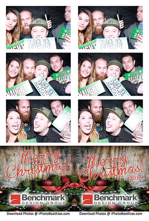 Benchmark Design Group Christmas Party