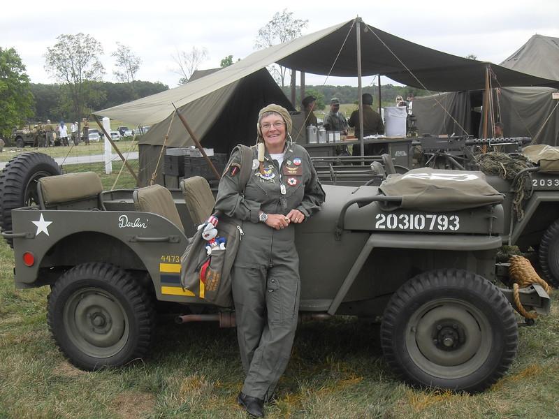 Tara Wentzel, WWII in Gettysburg Tour Guide, Tigrett Leadership Academy