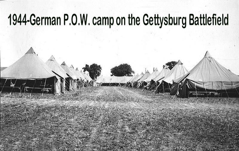 1944-POW Camp-Tents-w title