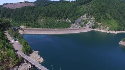 3 Blue river Reservoir