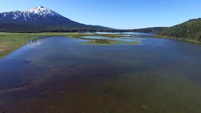 1-Sparks Lake and Mount Batchelor