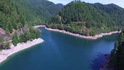 4 Blue river Reservoir