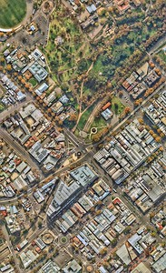 High Resolution Aerial Maps