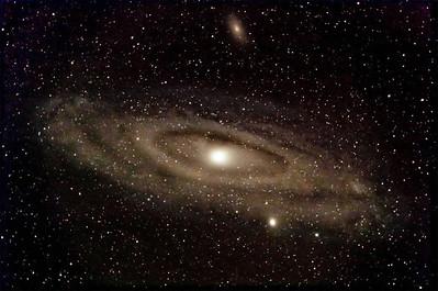 Andromeda Galaxy, M31