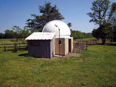 Surmont Space Hounds Observatory