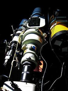 Triple scopes on Paramount ME