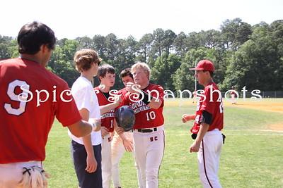 BC vs SCPS Baseball 4-26-10
