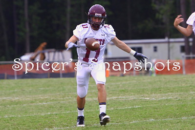 BC VS SAVANNAH HIGH 9/17/2011