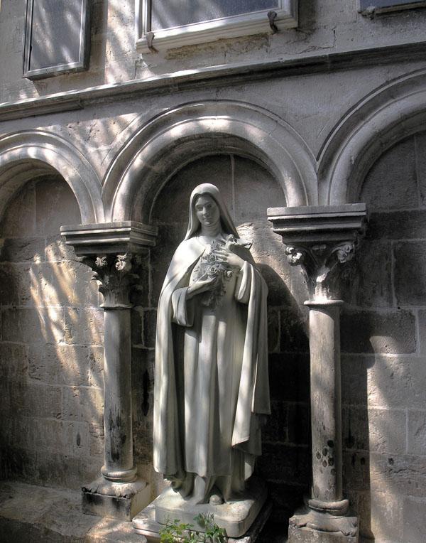 No. 35: Ste. Thérèse of Liseaux, Vezelay.